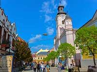 Відвідування Ужгорода, оглядова екскурсія в турі в Закарпатті