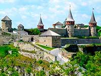 Екскурсійний тур в Кам'янець Подільський з відвідуванням фортеці