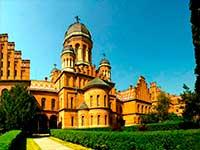 Чернівецький університет в програмі туру в Кам'янець і Чернівці