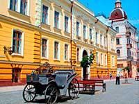 Прогулянки вулицями Чернівців в програмі туру