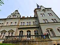Замок Шенборна в турі в Карпати і Закарпаття
