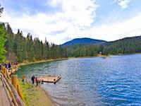 Синевир, високогірне озеро. Тур в Закарпатті з екскурсіями.
