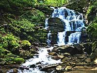 Поїздка в Карпати і Закарпаття - екскурсія водоспад Шипіт