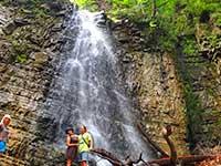 Манявские водопады - Карпаты