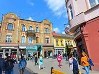 Чудовий Ужгород, екскурсія в програмі туру в Закарпатті