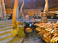 Царський відпочинок в Карпатах в лумшорських чанах