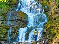 Відпочинок в Пилипці на водоспаді Шипот в Карпатах. Тур з відпочинком в Карпатах.