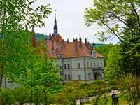 Відпочинок в Карпатах з відвідуванням замку Шенборна