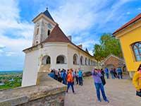 Тур-відпочинок в Закарпатті, середньовічні фортифікаційні споруди