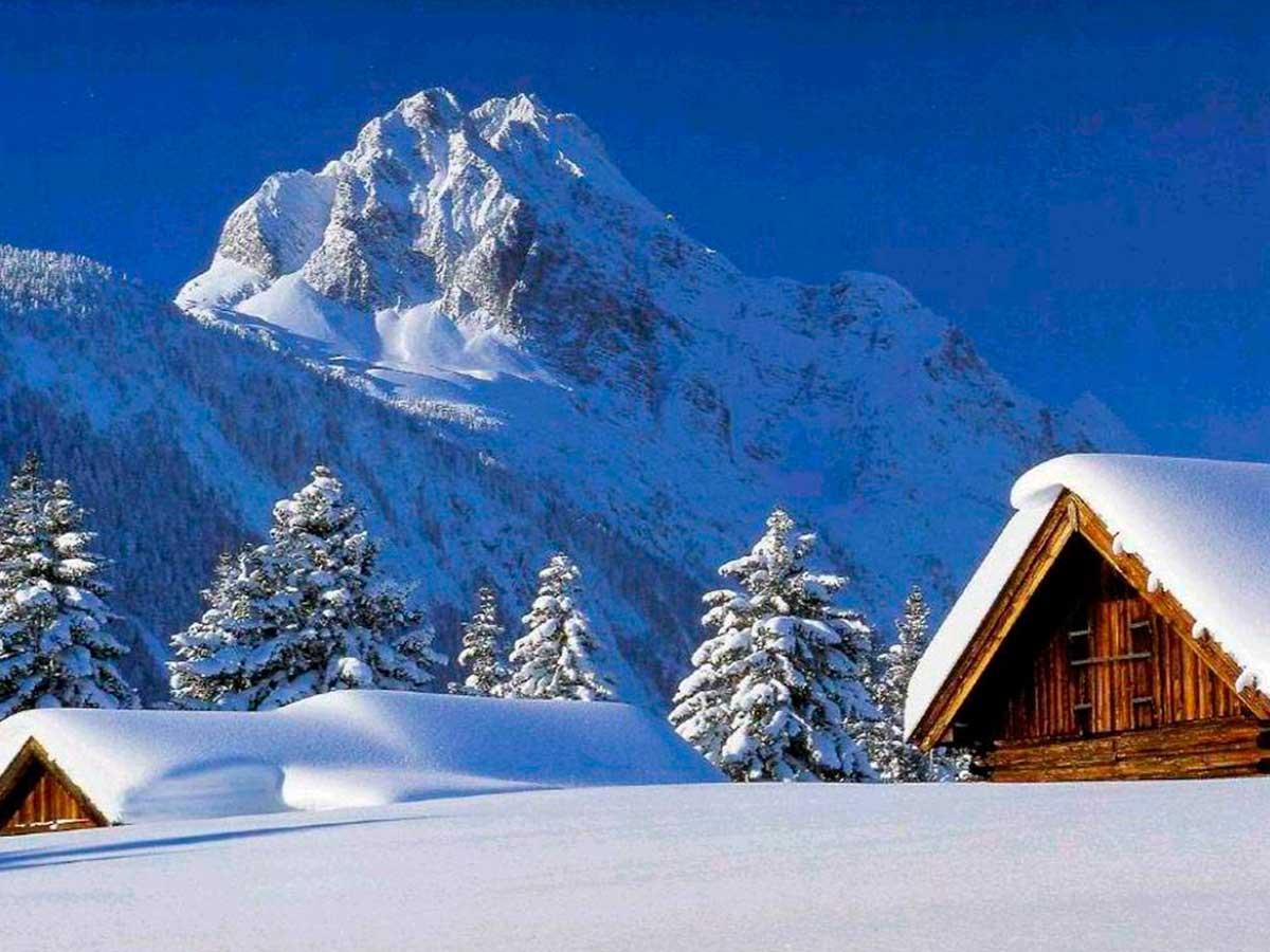 """Тур """"Зимнее путешествие в Карпаты"""" всего от 190 руб/5 дней"""
