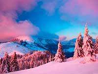 Лижні тури в Карпати взимку