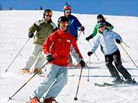 Катання на лижах в Буковелі, зимовий тур