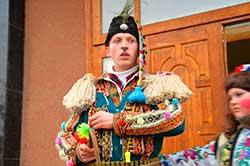 Поїздка в Кам'янець Подільський, Чернівці на Новий рік