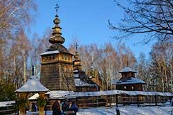 Новорічний тур в Кам'янець Подільський і Чернівці