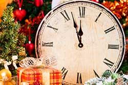 Святкування Нового року в Закарпатті 2019