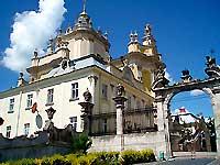 Тур во Львов, собор Святого Юра