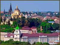2 день туру на вихідні до Львова, панорама Львова