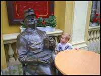пам'ятник солдату Швейку екскурсія в турі до Львова на вихідні