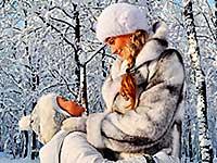 Новий рік у Львові-львівський парк Шевченка
