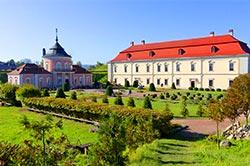 Золочівський замок в турі на Новий рік у Львові