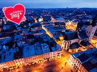 Поїздка до Львова на день Закоханих 2017