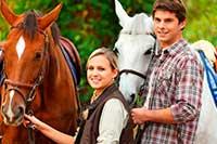 Прогулянки на конях в Карпатах